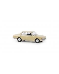 H0 BMW  2500,  beige Brekina 13601