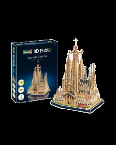 3D Puzzle Sagrada Familia (REV00206)