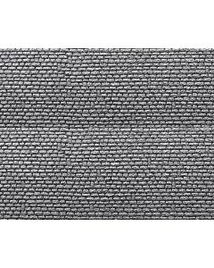 H0 Muurplaat, natuursteenblokken Faller 170861