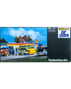 H0 Car System: Tankstation (FAL161672)
