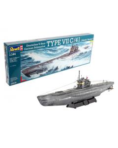 1/144 German Submarine Typ VIIC/41 (REV05100)