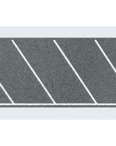 H0 Parkeerplaatsfolie, 1000 x 60 mm Faller 170634