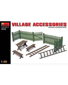 1/35 Village Accessories - Miniart 35539 MiniArt 35539