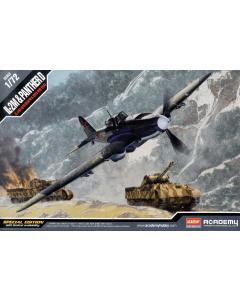 1/72 IL-2M & Panther D (ACA12538)