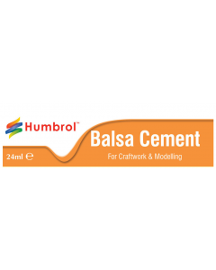 Balsa Lijm, Tube 24ml (HUME0603)