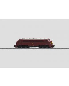 H0 Diesel Locomotief NOHAB MY, DSB, Ep. III (MAR39670)