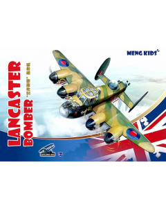 CartoonMod Lancaster Bomber Meng 002
