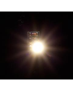 5 LED-lampjes, warm wit  12-16V Faller 180653