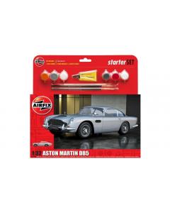1/32 Medium Starter Set - Aston Martin DB5 Silver Airfix 50089