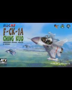 ROCAF (Taiwan) Eggplane F-CK-1A (Q-Series) (AFVQ001)