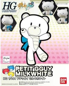 Petit'gguy : Milk White BANDAI 07601