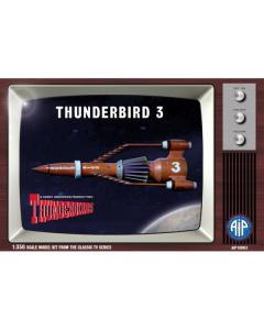 1/350 Thunderbirds: Thunderbird 3 Adventures in Plastic 10003