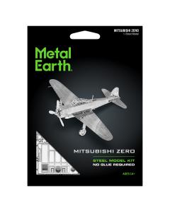 Metal Earth: Mitsubishi Zero - MMS028 Metal Earth 570028