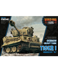 CartoonMod German Heavy Tank Tiger I (MENWWT001)