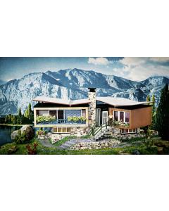 H0 B-271 Villa im Tessin Faller 109271