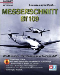 CD-Rom Messetrschmitt BF-109 (TAM63238)