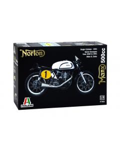 1/9 Norton Manx 500cc 1951 Italeri 4602