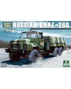 1/35  Ukraine  KRAZ-6446  Tractor (TAK2016)