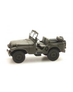 H0 NL Nekaf Jeep - Artitec 1870112 Artitec 1870112