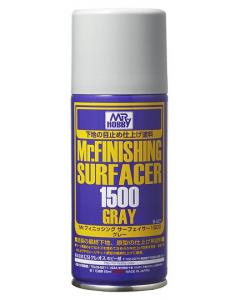 Mr. Finishing Surfacer 1500 Gray Spray 170ml Mr. Hobby 527