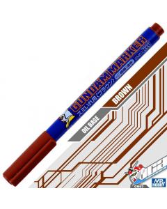 Gundam Marker Brown - Panel Line Mr. Hobby 03