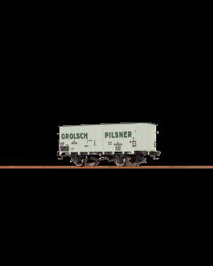 N Goederenwagen G10 NS III Grolsch (BRA67429)