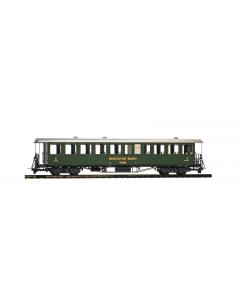 H0m RhB B 2247 Nostalgie-Plattformwagen - Bemo 3235 147 Bemo 3235147