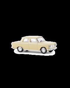 H0 Fiat  1300  Limousine,  beige, (BRE22302)