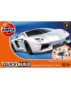 QUICKBUILD Lamborghini Aventador LP 700-4 Airfix 6019