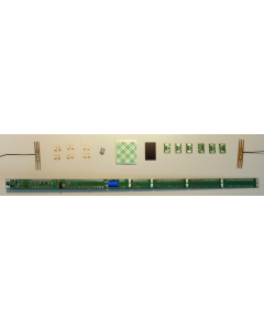 H0 Universele LED interieurverlichting voor 4-assige rijtuigen (ROC40420)