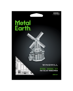 Metal Earth: Windmill - MMS038 Metal Earth 570038