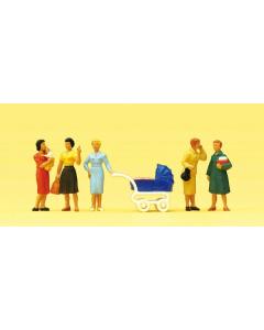 H0 Groepje vrouwen (PRE10024)