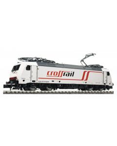 N Crossrail E-Loc BR185 wit (FLE738501)