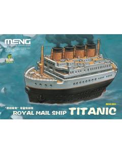 Titanic (Cartoon Model) (MENMOE001)