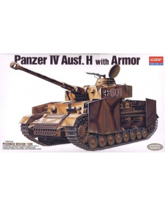 1/35 Panzer IV Ausf.H with Armor (ACA13233)