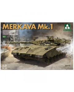 1/35 Merkava Mk.1 (TAK2078)