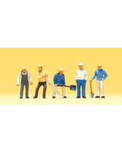 H0 Railarbeiders (PRE10031)