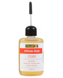 Speciaal oliespuitje, 25 ml (FAL170489)