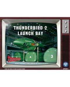 1/350 Thunderbirds: Thunderbird 2 Launch Bay Adventures in Plastic 10011