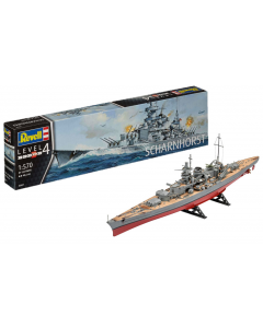 1/570 German Scharnhorst (REV05037)