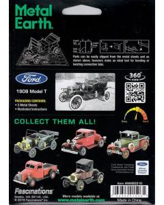 Metal Earth: 1908 Ford Model T (Dark Green) - MMS051G Metal Earth 570051