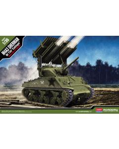 1/35 M4A3 Sherman W/ T34 Calliope (ACA13294)