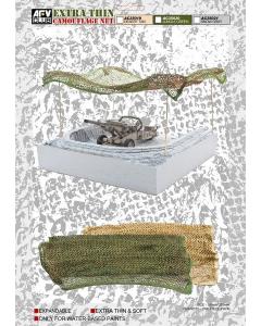 1/35 Camouflage Net - Snow Gray (AFVAC35021)