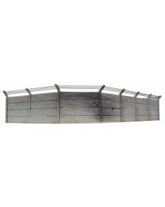 H0 Betonmuren-set (bouwpakket) Artitec 10185