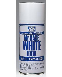 Mr. Base White 1000 Spray 180ml Mr. Hobby 518