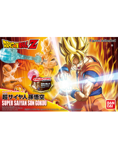 Figure Rise Standard, Dragon Ball Z : Super Saiyan Son Gokou BANDAI 10541