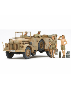 1/35 Steyr Type 1500A/01 & Africa Corps Infantry at Rest (TAM35305)