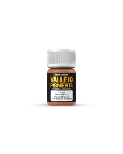 Pigment Natural Sienna (VAL73105)