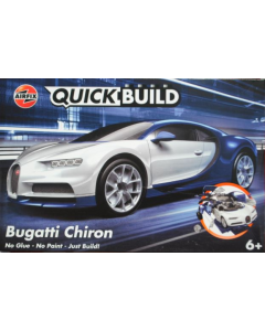 QUICKBUILD Bugatti Chiron Airfix 6044
