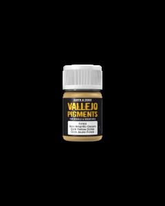 Pigment Dark Yellow Ochre (VAL73103)